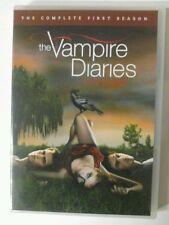 Dvd - Cofanetto THE VAMPIRE DIARIES Stagione 1 (edizione inglese)