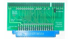 Details about Konami Adapter with Gyruss Stereo Support Jamma PCB Adapter  **BEST PRICE**