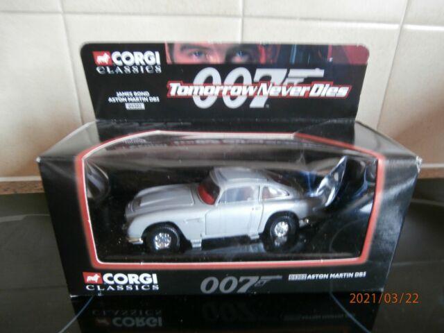 Corgi Aston Martin Db5 Pierce Brosnan Working Parts Tomorrow Never Dies For Sale