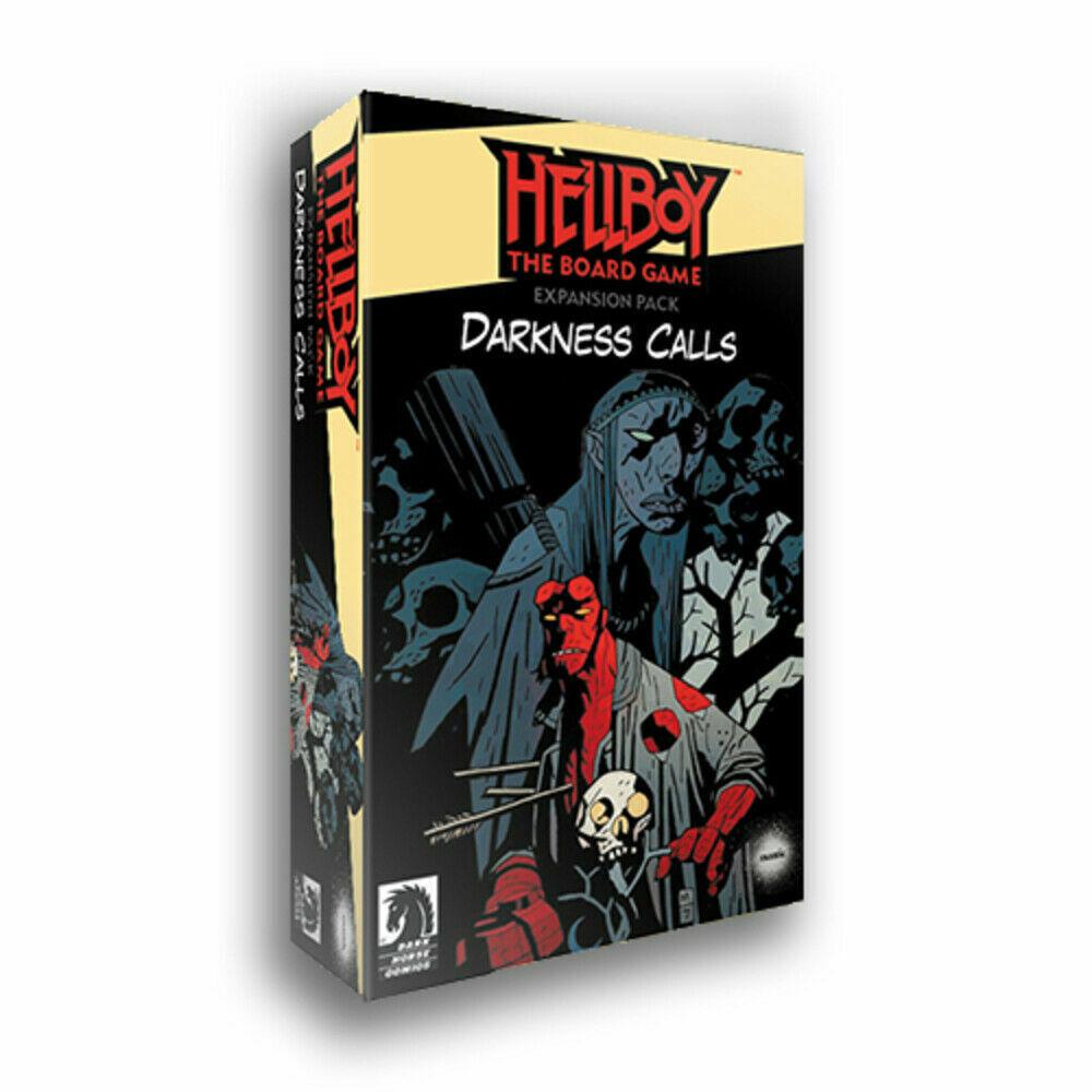 Mantic Hellboy The Boardspel Darkness calles Expansion