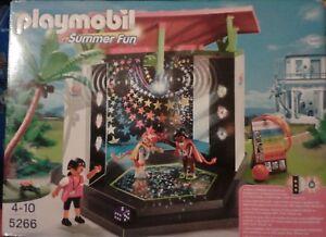 Playmobil 5266-summer Fun- Le Club Disco Super Sympa- Neuf Scelle !