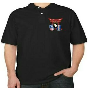 RAKKASANS-187TH-INFANTRY-REGIMENT-101ST-AIRBORNE-VINYL-LIGHTWEIGHT-POLO-SHIRT