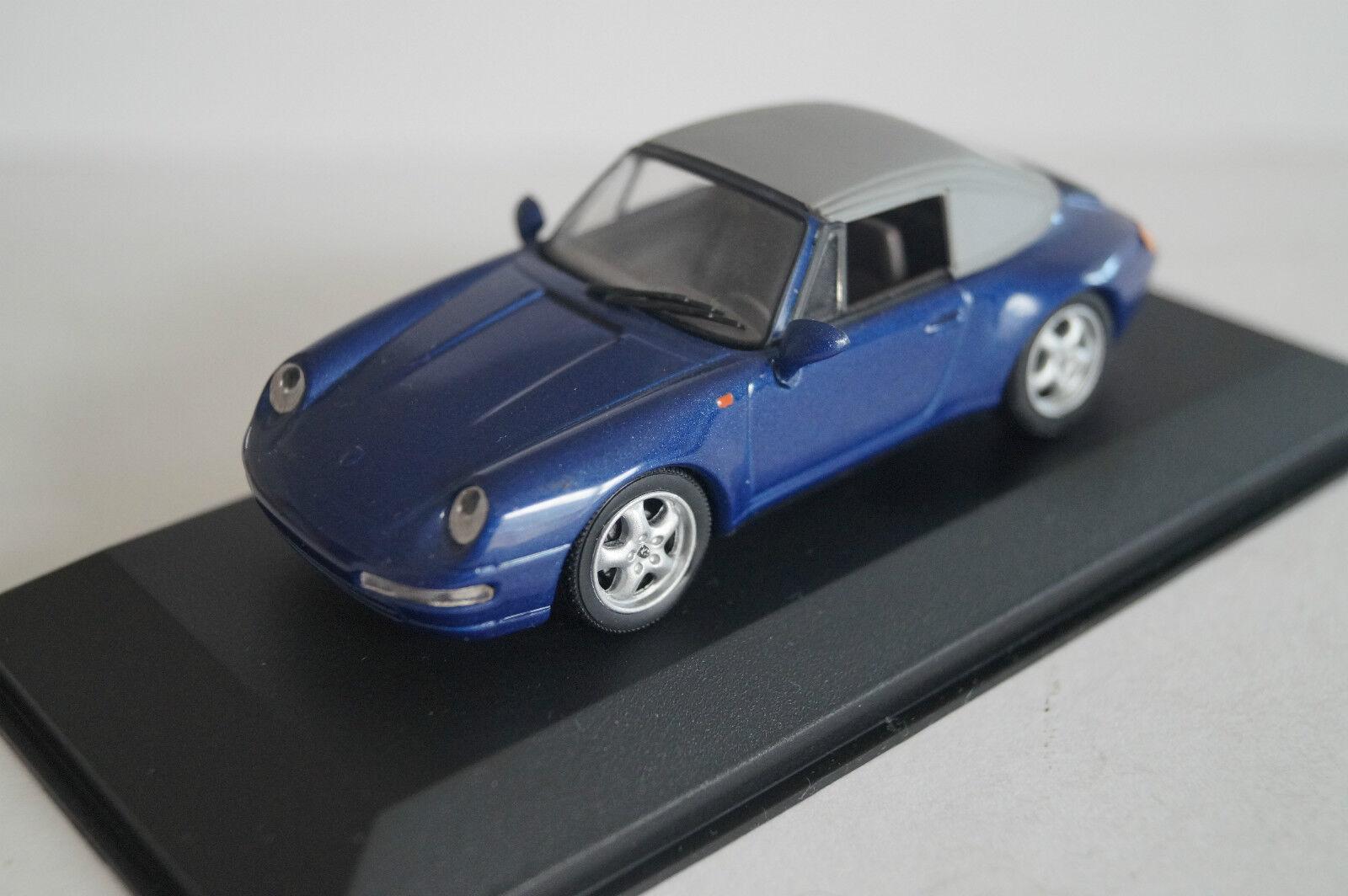 Minichamps voiture miniature 1 43 porsche 911 911 911 CABRIOLET 1994 Nº 430063041 e098f5