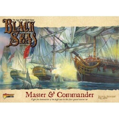 Master & Couomodante Set estrellater - Warlord giocos  - Pre Ordine, Expected Ottobre  risparmia il 60% di sconto
