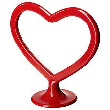Ikea KÄRLEKEN Fancy Red Heart Design Photo Frame  for 2 Pictures