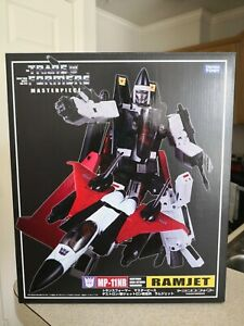 Genuine BOX ONLY for Takara Transformers Masterpiece MP-11NR Ramjet; has insert