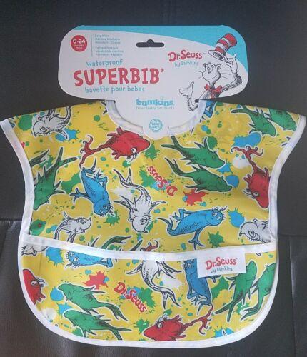 Dr Seuss waterproof infant bib