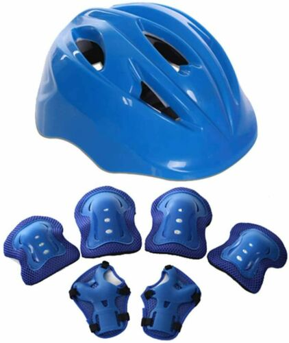 7 set of children/'s roller skating protective gear Scooter Stunt Bike Protector