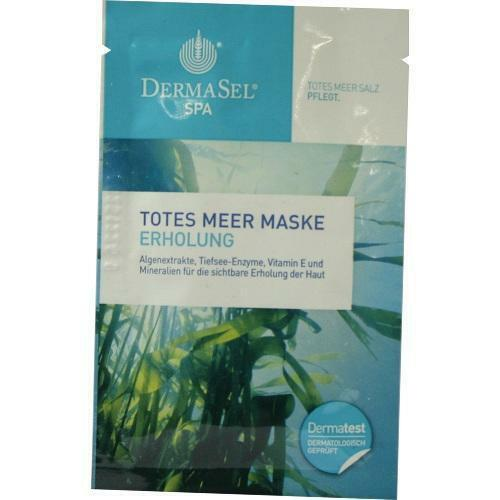 DERMASEL Maske Erholung SPA 12ml PZN 6838709