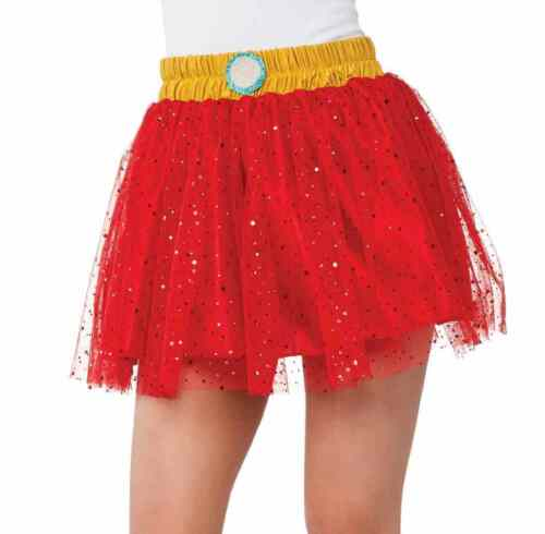 Rescue Tutu Skirt Iron Man Marvel Superhero Halloween Adult Costume Accessory