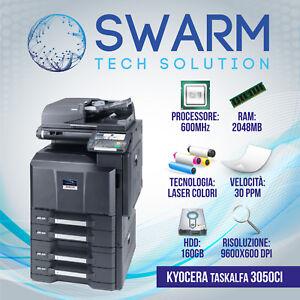 Fotocopiatrice-Multifunzione-KYOCERA-TASKalfa-3050ci-Colore-Formato-A3-A4-250ci