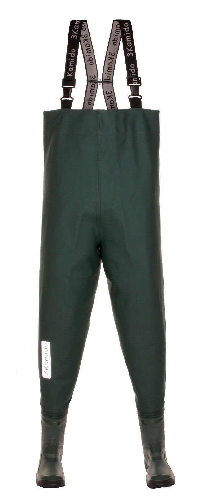 Green Waders for Youth Junior Young  Angler Trousers  save up to 30-50% off