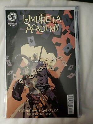 Umbrella Academy Hotel Oblivion Issue #1-4 Cover A Set Dark Horse Comics Netflix