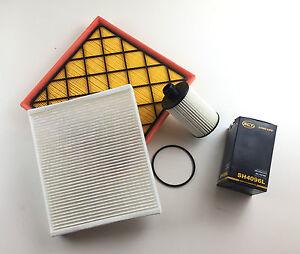 Filtro-de-aceite-filtro-de-aire-filtro-polen-Chevrolet-Cruze-j300-j305-j308-2-0-CDI-163-CV