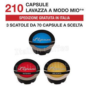 210-cialde-capsule-caffe-Gimoka-A-SCELTA-compatibili-LAVAZZA-A-MODO-MIO