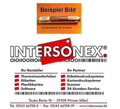 2 X Farbband FÜr Brother Fax Pc-72rf / Pc-74rf