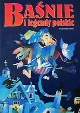 VARIOUS ARTISTS - BAŚNIE I LEGENDY POLSKIE - BOOK, 1997