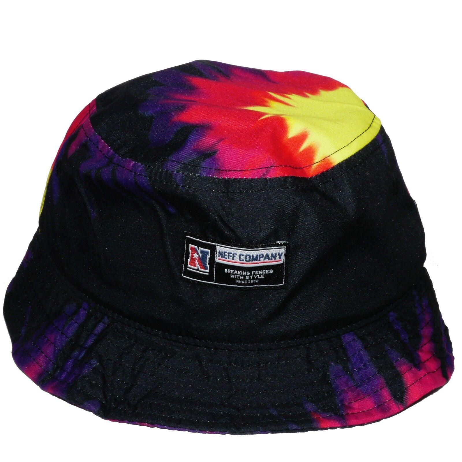 neff Men's Sz Tie Dye Bucket Hat Sz Men's OSFM   Offered by Cozee Clothing 4f1113