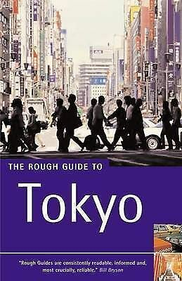 """""""AS NEW"""" The Rough Guide to Tokyo (Rough Guide Travel Guides), Richmond, Simon,"""