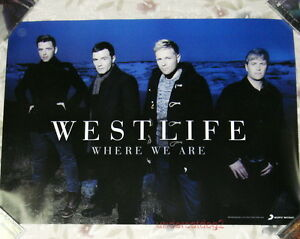 Westlife-Where-We-Are-2009-Taiwan-Promo-Poster