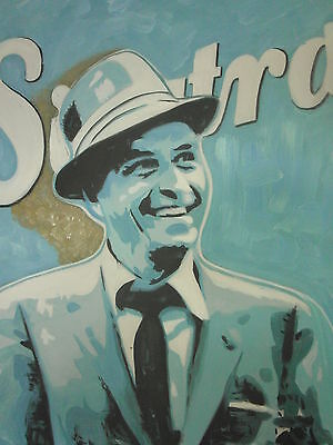 Dean Martin 30x20 Pop Art Painting NOT a print or poster Framing Avail Sinatra.