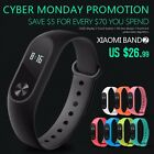NEW 2016 Original Xiaomi Mi Band 2 Smart Wristband Bracelet Heart Rate Monitor