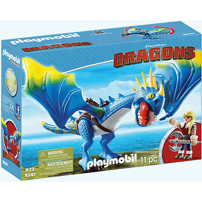 Playmobil How To Train Your Dragon 9247 Astrid & Stormfly