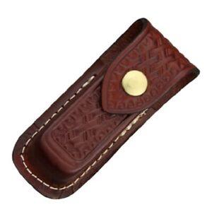 Victorinox Large Leather Zermatt Belt Pouch Fits