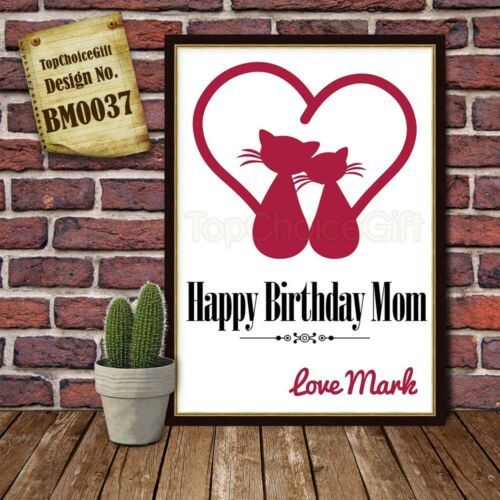Cat Lover Gifts for Mom to Present her on Mothers Day or Birthday