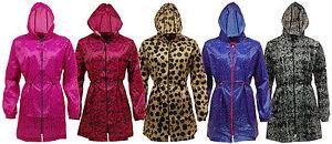 Womens-Printed-Pac-A-Mac-Rain-Coat-Long-Kagool