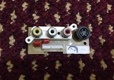 "AV Input Board   XDL130R    XFA197 FOR Goodmans GTVL26W28HDF 26"" TV"