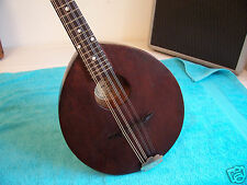 Rare 1915 - 1919 Vintage GIBSON Army Navy Special Mandolin Style DY Good cond.