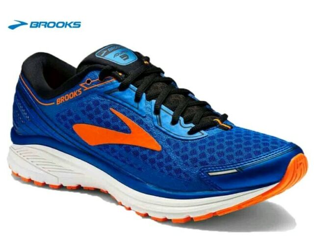 vendita economica negozi popolari il più grande sconto Brooks Aduro 5 Long Distance Road Running Shoes Blue 1102551D494 Mens Size 9