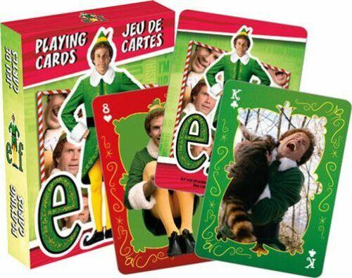 ELF MOVIE 52 CARDS NEW PLAYING CARD DECK 52600 BUDDY