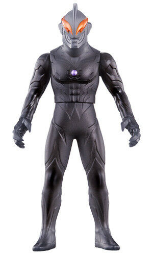 Rare Ultra Hero Series Ultraman Belial Release from Space Prison Clear Body ver.