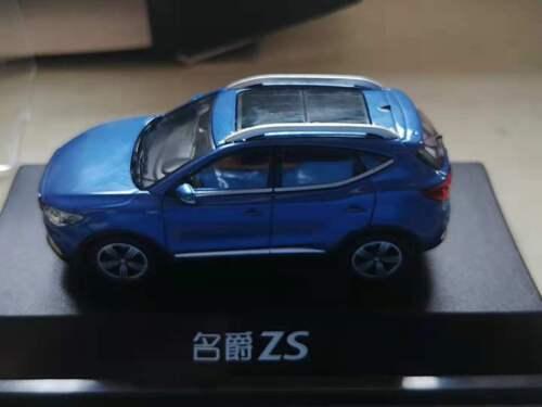 Preço Especial!! Todos os novos 1//43 Mg Zs Modelo De Carro Modelo Em Metal Fundido