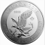 SALE-BALD-EAGLE-2016-1-2-oz-Pure-Silver-Coin-Royal-Canadian-Mint thumbnail 1