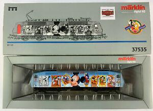 MARKLIN-H0-37535-E-LOK-BR-120-034-MICKY-MAUS-1998-034-DIGITAL-COMO-NUEVO-TOP