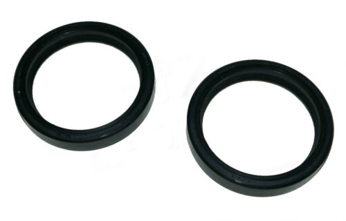 pair Yamaha DT175MX front fork oil seals 1979-1981 good quality