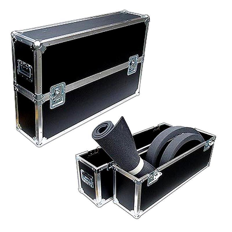 37  Plasma LED LCD FLAT SCREEN TV ATA Case HEAVY DUTY 3 8  - Carpet Lined