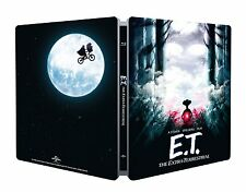 E.T. - The Extra-Terrestrial (Steelbook) BRAND NEW BLU-RAY