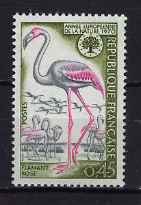 FRANCIA-FRANCE-1970-MNH-SC-1269-European-Nature-Conservation-Year