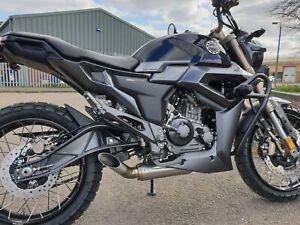 ZONTES ZT 125 G1 U1 U UK MADE PRO-RACE EXHAUST ZT125 LIGHTER AND MORE BHP pro