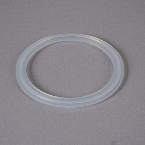 3 Pack Silicone GasketTri Clamp 3 inch Platinum Cured FDA