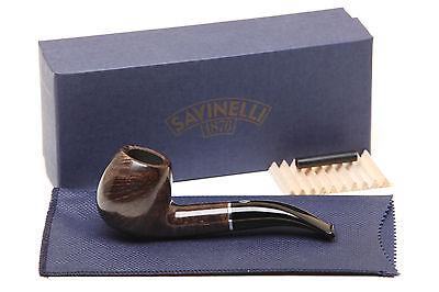Savinelli Pocket Smooth 626 Tobacco Pipe