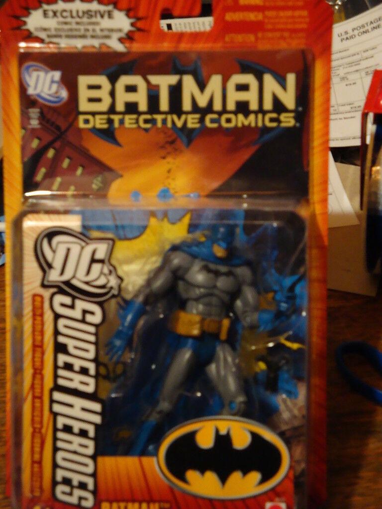 DC SUPERHEROES BATMAN ACTION FIGURE NM