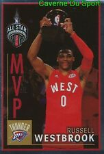 377 2016 ALL-STAR GAME MVP 2016 ALL-STAR GAME STICKER NBA BASKETBALL 2017 PANINI