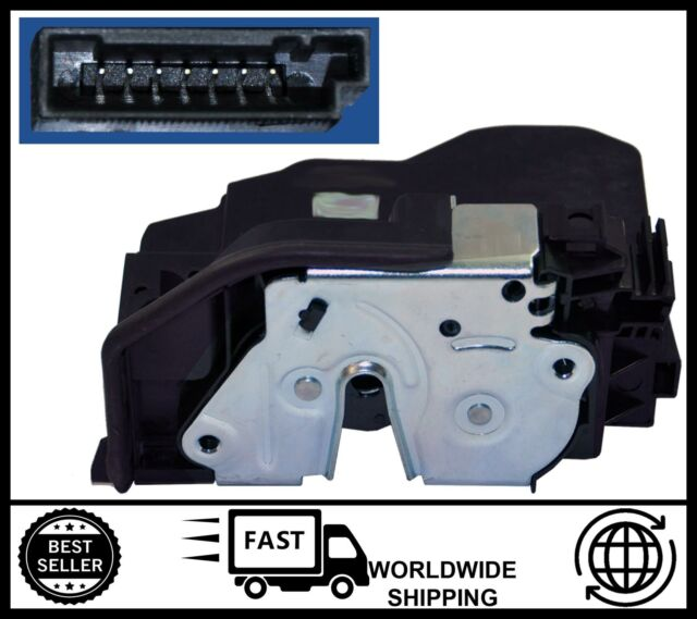 Front Door Lock (Right Driver) Mechanism FOR BMW Serie 1 3 5 E81 E87 E90 E39 E60