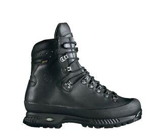 hanwag-Zapatos-de-montana-ALASKA-Wide-GTX-MEN-Tamano-9-43-Negro