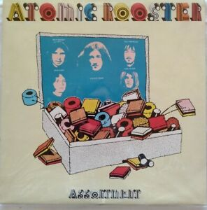 ATOMIC-ROOSTER-Unplayed-1973-12-034-LP-Assortment-Charisma-CS9